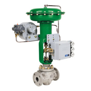 Remanufactured Fisher® Control Valves and Actuators Photo