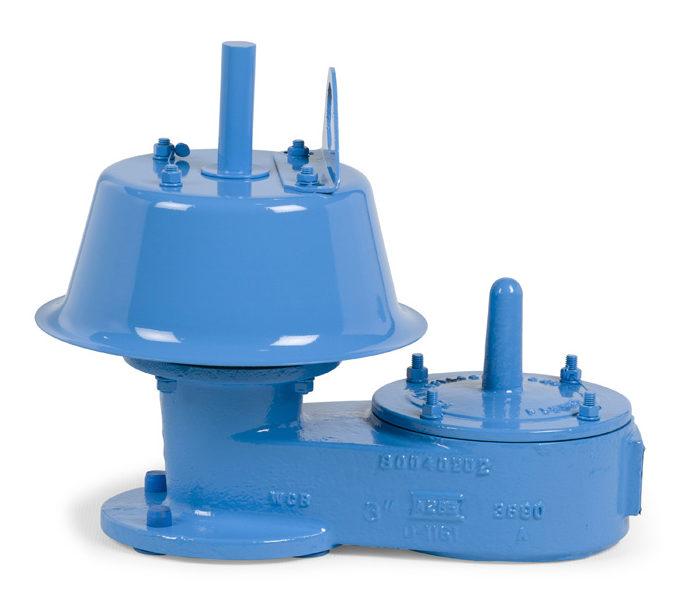 Photo of Pressure/Vacuum Relief Valves Models 1200A, 1201B, 1202B, 1203A