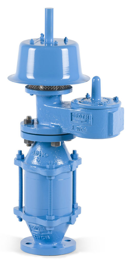 Photo of Valve and Flame Arrester Combo – Model 8800A