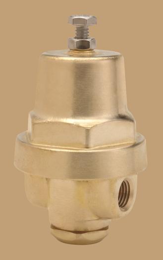 Photo of Cash Valve PBE Series Cryogenic Pressure Regulators
