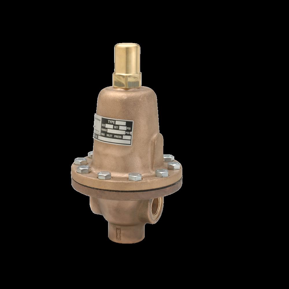 Photo of  Cash Valve Type FR-6 Industrial Back Pressure Valve