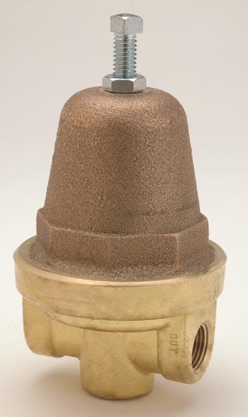 Photo of  Cash Valve Type FRM-2 Industrial Back Pressure Valve