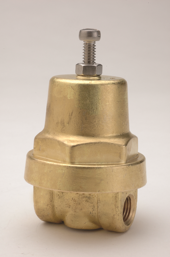 Photo of Cash Valve Type FRM Cryogenic Back Pressure Valve