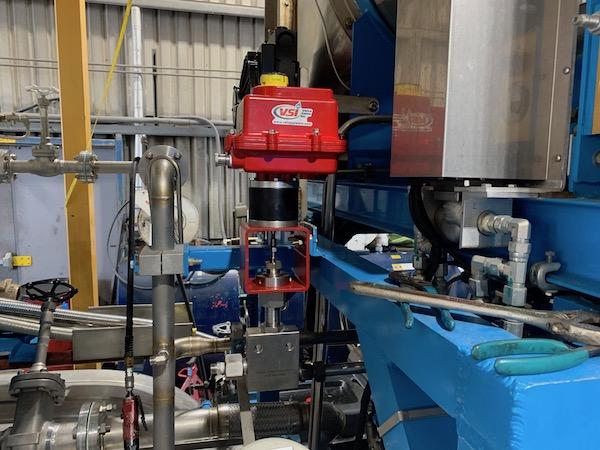 Fast, Accurate Control for Nitrogen Pump Trucks