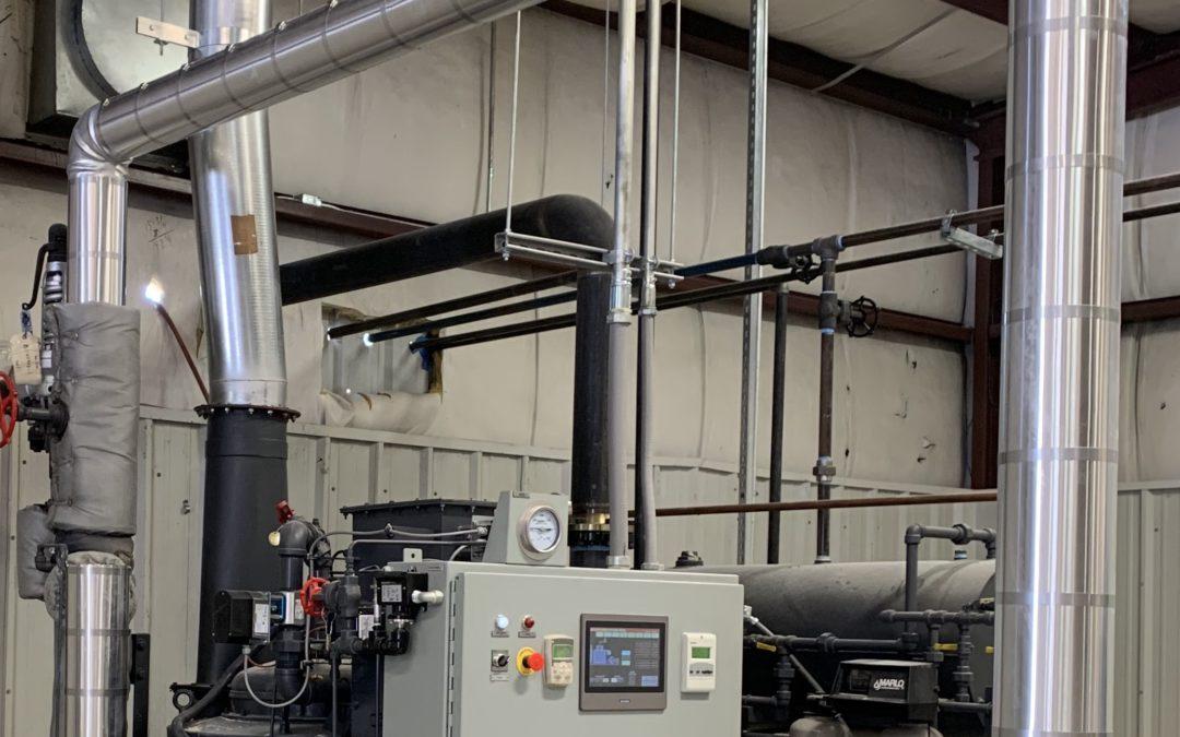 VSI's boiler steam generator